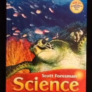 Free Scott Foresman 6th Grade Science Textbook Textbooks