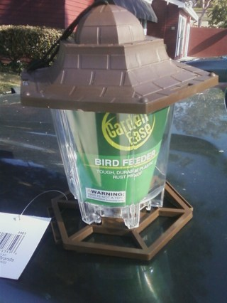 wild bird feeder shipping