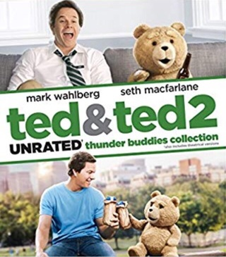 Ted and Ted 2 (Unrated) HDX UV copies