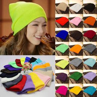 Winter Warm Unisex Wool Hat