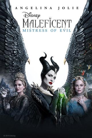 Maleficent 2: Mistress of Evil HD Google Play Digital Code