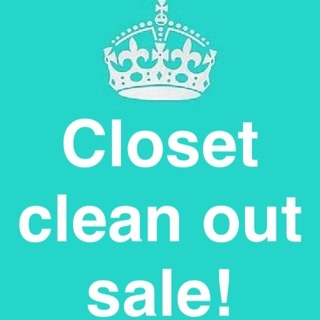 clean out my closet