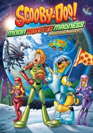 Scooby-doo moon monster madness HD MOVIES ANYWHERE NO RELIST