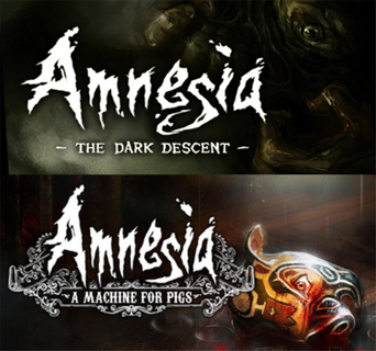Amnesia Collection - Steam Key
