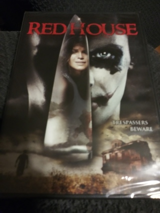 RED HOUSE DVD FACTORY SEALED