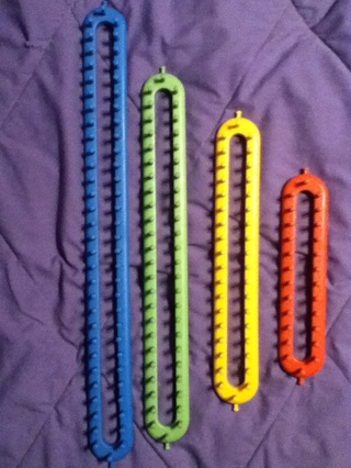 Free 3 Loom Knitting Pattern Books And 4 Knifty Knitter Long Looms