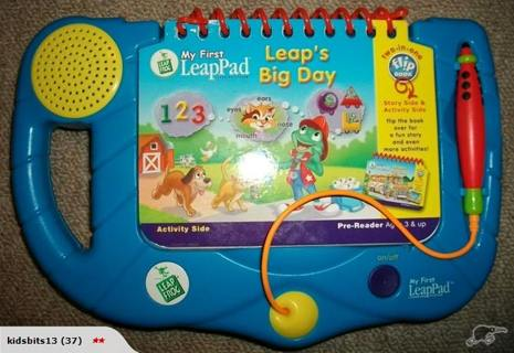 My First LeapPad with Game