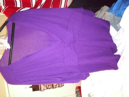 Women blouse by Liz size 3x