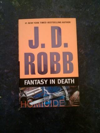 JD Robb Fantasty in Death