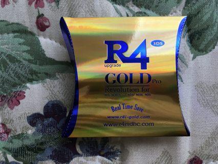 R4 Gold Pro 2019 New