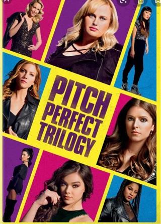 Pitch Perfect 3-Film Bundle Digital MA Code See Description