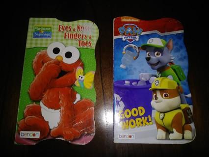 Two Kids books