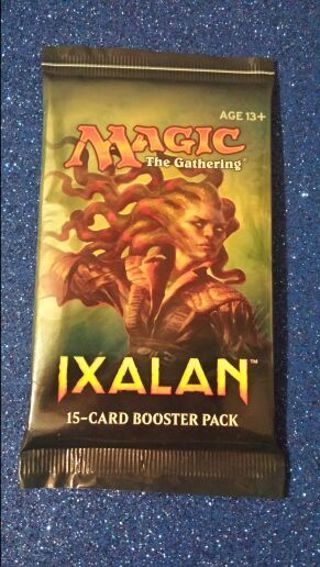 BRAND NEW MAGIC THE GATHERING 15 CARD BOOSTER PACK IXALAN
