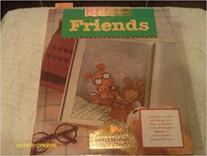 FRIENDS by HOUGHTON MIFFLIN
