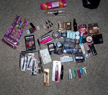10 Days Makeup Auction Ellen Tracey, Milani, Rimmel, Covergirl, Maybelline - It's Up to YOU!