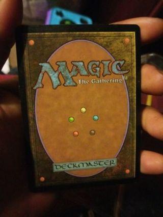 Magic The Gathering Card (5)