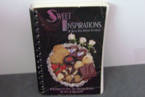 Sweet Inspirations Cook Book Sugar Free
