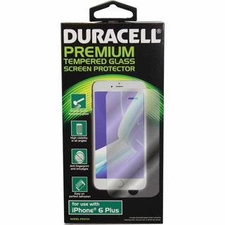 Duracell Tempered Glass Screen Protector for iPhone 6 Plus