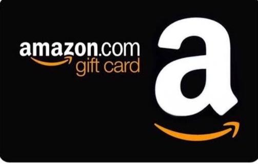 45$ Amazon gift card