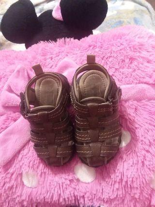 Boys toddler size 5 sandal by carter's