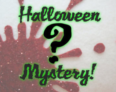 Halloween Mystery Auction! *SUPER SALE!* GIN Lowered!