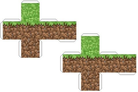 how to get grass blocks in minecraft survival