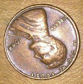 Free: 1944 wheat penny - no mint mark - Coins - Listia com Auctions