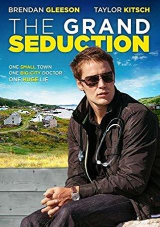 2014 The Grand Seduction Dvd Movie-PG-13-New & Sealed