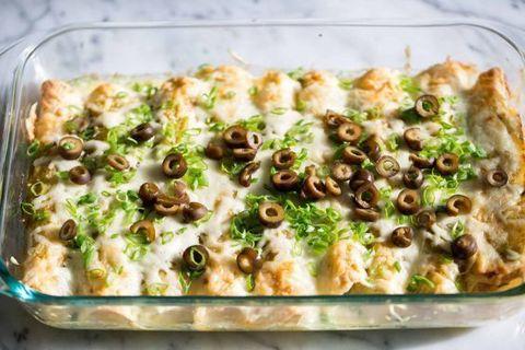 Turkey - Chicken Enchilada Verde Recipe