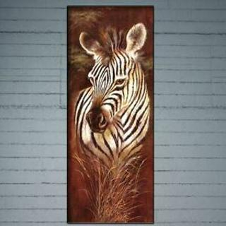 Zebra 5D Full Diamonds Embroidery Painting DIY Painting Cross Stitch Homes