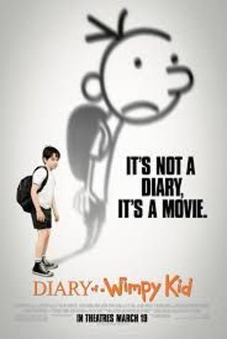 Diary of a Whimpy Kid ORIGINAL Movie *DIGITAL HD CODE ONLY*