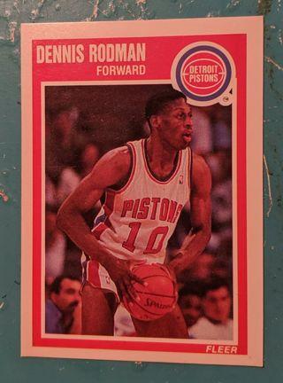 1989-90 DENNIS RODMAN