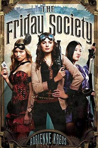 The Friday Society-Adrienne Kress Hardcover