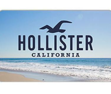 HOLLISTER eGiftcard Code $31.51 Balance Gift Card E-Mail Fashion Accessories Jewelry Clothes