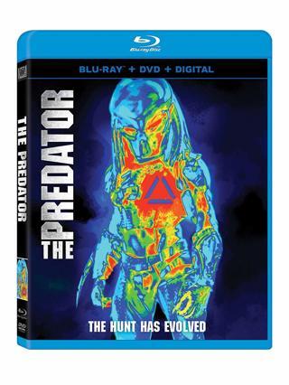 The Predator (Digital HD Download Code Only) **Sci-Fi** **Horror**