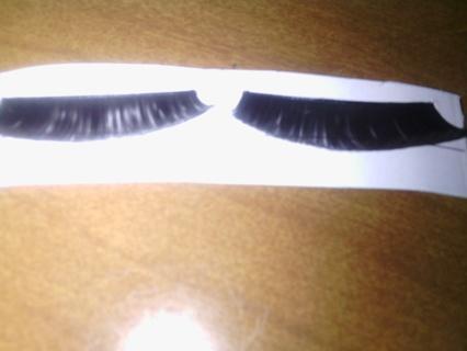 1 Pair of eyelashes