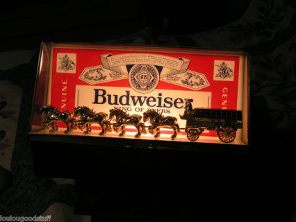 Antique Budweiser Lights Best 2000 Antique Decor Ideas