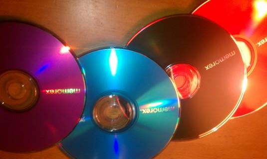 Blank CD's!!!