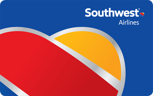 100 Southwest Airlines Gift Card