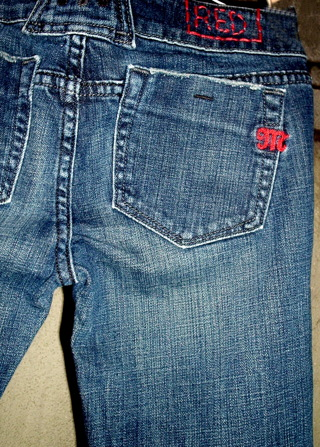 Free: Miss Me Bootcut Jeans * RED * DREW * Women Size 26 - Other ...