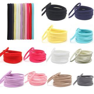 10/30pcs Nylon Elastic Headband Baby Girl Women Child Kid Hairband Accessories