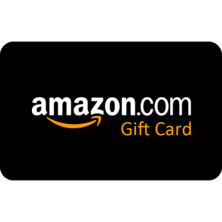 $5 Amazon Gift Card ~ Fast Delivery!!!