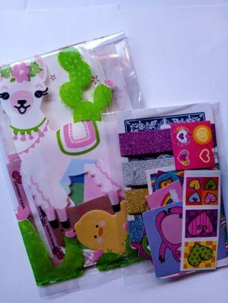 50 + Piece Pink Kawaii Grab Bag