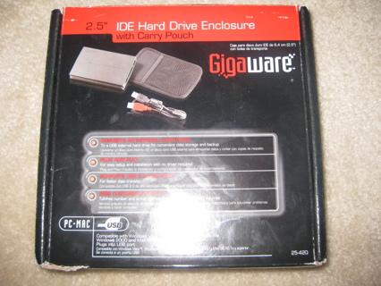 "IDE 2.5"" Hard Drive Enclosure"