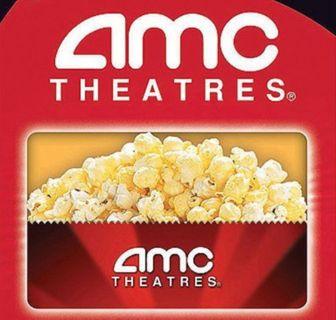 $$$$$$$$ 5.00 AMC GIFT CARD CODE$$$$$$$