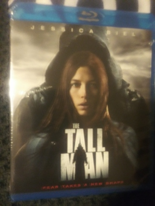 THE TALL MAN BLU RAY FACTORY SEALED