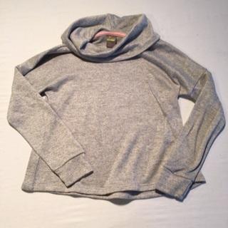 Girls Size Medium 8 Old Navy Active Go Dry Funnel Neck Shirt