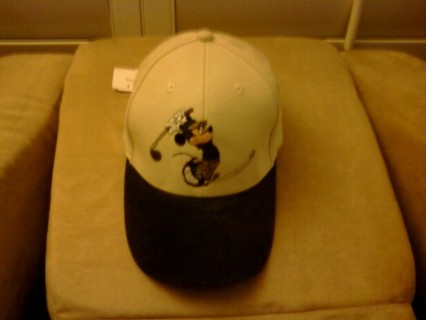 Free  Mickey Mouse Golf Hat - Golf - Listia.com Auctions for Free Stuff 297f8d1a8a4