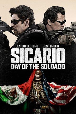SICARIO Day of  the Solodado release 2018