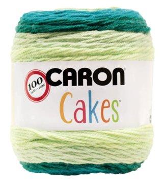 Caron Cakes Self Striping Yarn 383 yd 200 g